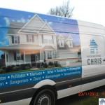 Haussanierung-Chris-Montagewagen